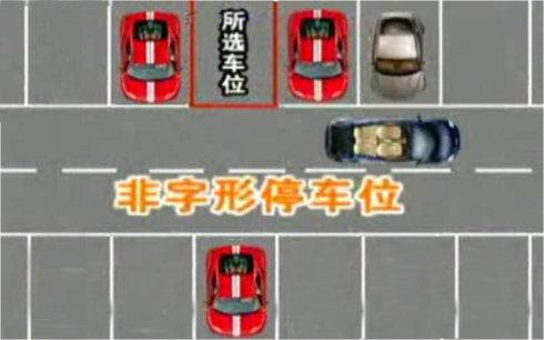 图解:三招让新手变成停车高手 第1张-库车驾校排名-报名电话-价格表-考驾照流程-科目考试技巧