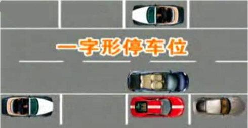 图解:三招让新手变成停车高手 第4张-库车驾校排名-报名电话-价格表-考驾照流程-科目考试技巧