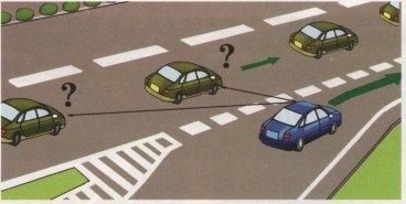 高速公路模拟驾驶--安全驶入高速公路 第9张-库车驾校排名-报名电话-价格表-考驾照流程-科目考试技巧