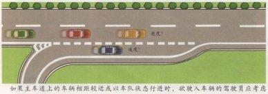 高速公路模拟驾驶--安全驶入高速公路 第12张-库车驾校排名-报名电话-价格表-考驾照流程-科目考试技巧