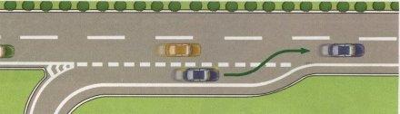 高速公路模拟驾驶--安全驶入高速公路 第14张-库车驾校排名-报名电话-价格表-考驾照流程-科目考试技巧