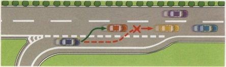 高速公路模拟驾驶--安全驶入高速公路 第15张-库车驾校排名-报名电话-价格表-考驾照流程-科目考试技巧