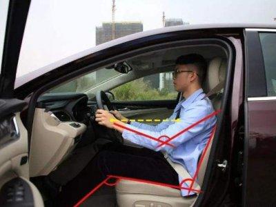 科目二座椅没调好,每天再努力都白费 第3张-库车驾校排名-报名电话-价格表-考驾照流程-科目考试技巧